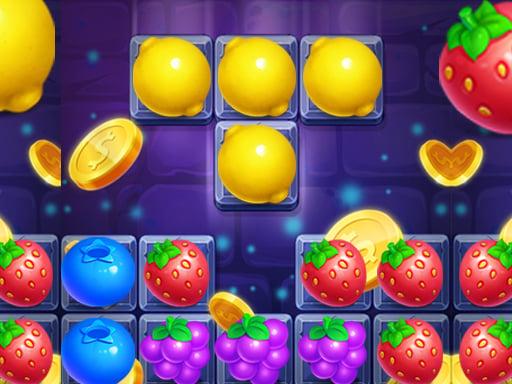 Fruit Match4 Puzzle