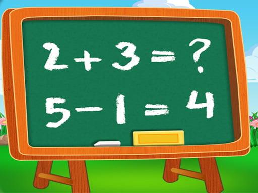 Play Math Kids Game