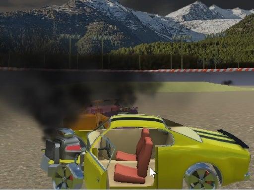 Randomation Demolition Speed Car Crash