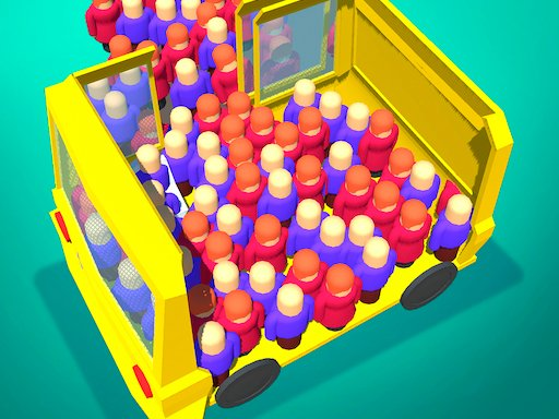Overloaded Bus - Popular Games - Cool Math Games