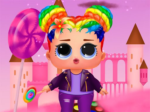 LOL Surprise Dolls Dress Up - Popular Games - Cool Math Games