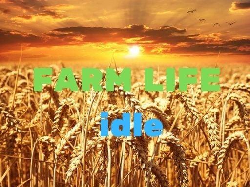 Фермерская жизнь простаивает