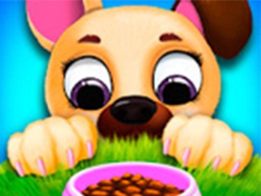 Cute Pet Friends - Virtual Pet Care & Dress up