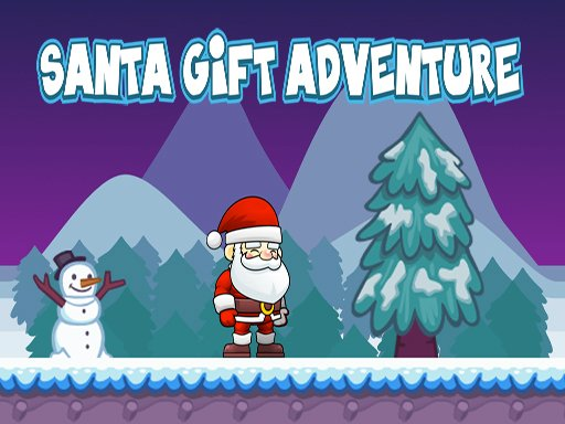 Santa Gift Adventure - New Games - Cool Math Games