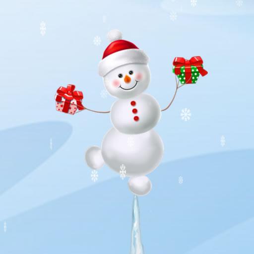 Snow Man Balance