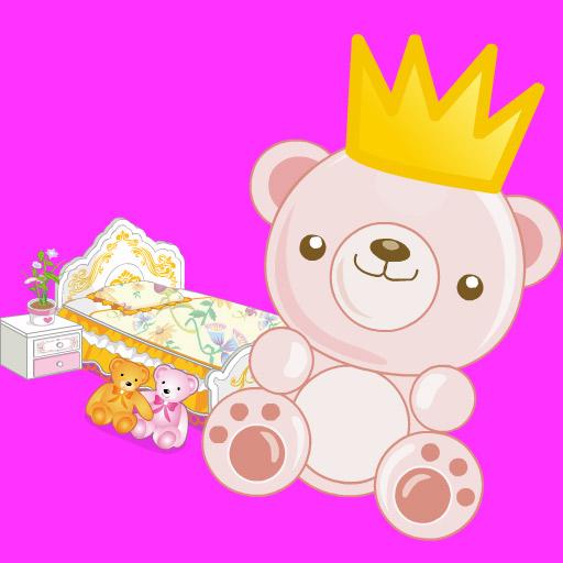 Princess Cutesy Room Decoration