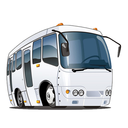Cartoon Bus Slide