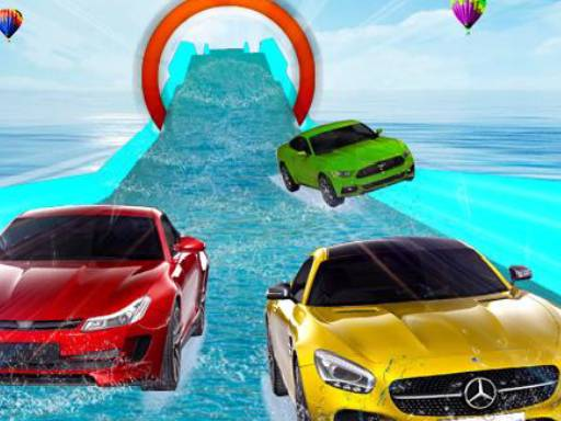 Water Car Racing