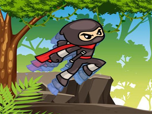 Ninja Jungle Adventures