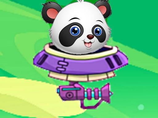 Play Baby Panda Space Adventure