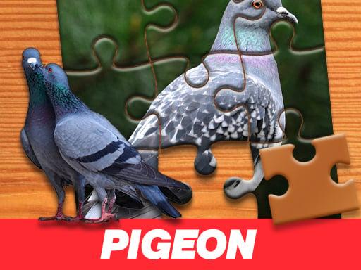 Головоломка с голубем