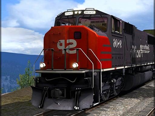 Машинист поезда 3D