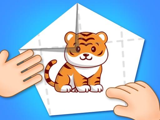 Оригами из бумаги 2