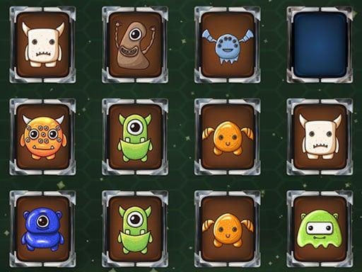 Aliens Memory - Memory Game