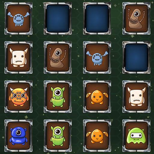 Aliens Memory -Memory Game