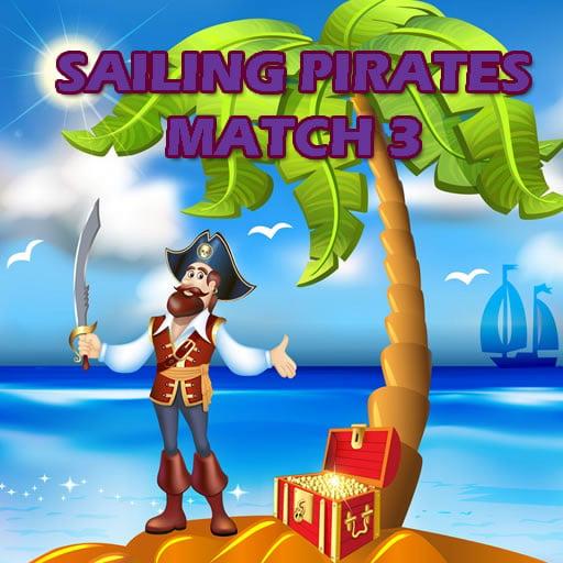 Sailing Pirates Match 3
