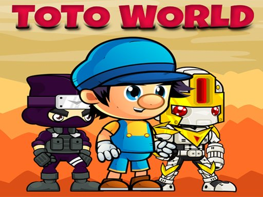 Toto World - Popular Games - Cool Math Games