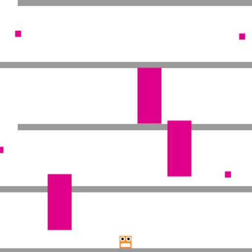 Impossible Platform Game