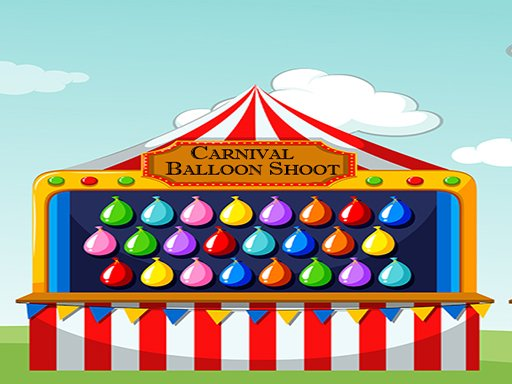 Carnival Balloon Shoot - Popular Games - Cool Math Games