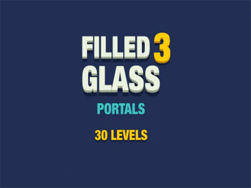 Play Filled Glass 3 Portals Online