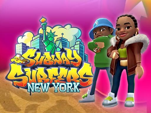 Subway Surfers Нью-Йорк