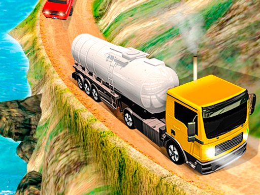 Offroad Oil Tanker Truck Drive - Popular Games - Cool Math Games