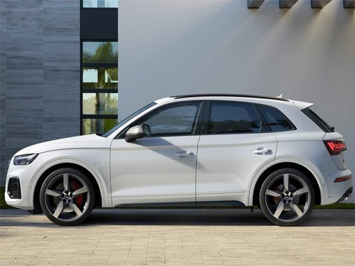 Audi SQ5 TDI Slide