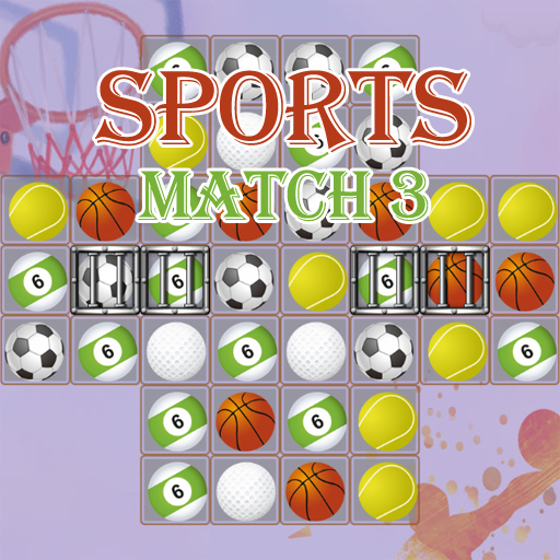 Sports Match 3 Deluxe