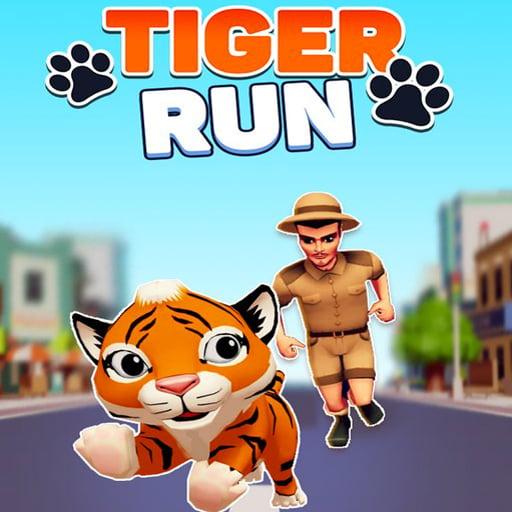 ركض النمر