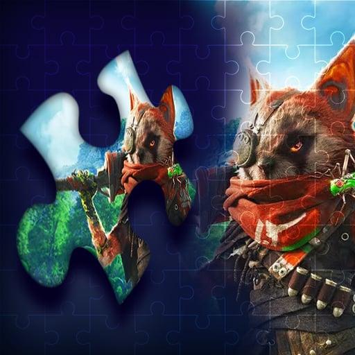 Biomutant Online Jigsaw Puzzle planet