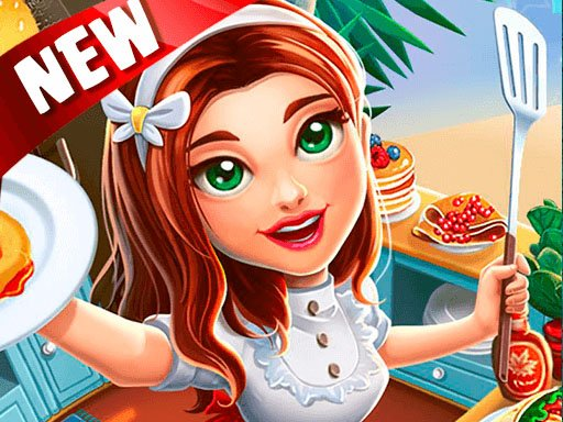 Play Chef Kitchen Craze Cooking Game