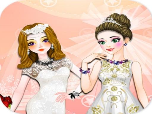 Горячая очаровательная невеста