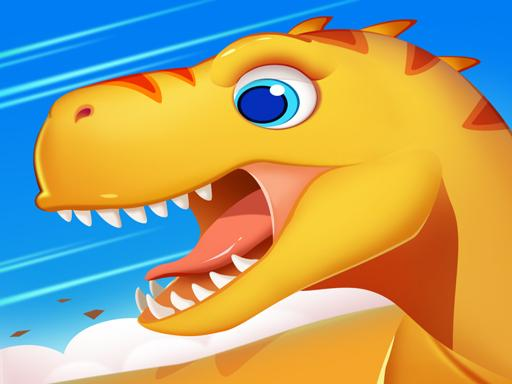T-Rex Games - Dinosaur Island in Jurassic!