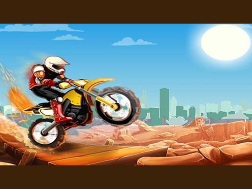 Moto Ride  Beach