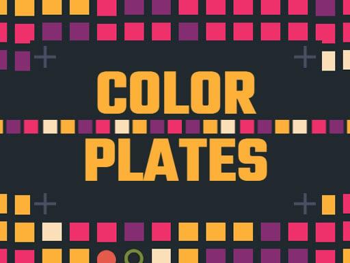 Цветные пластины
