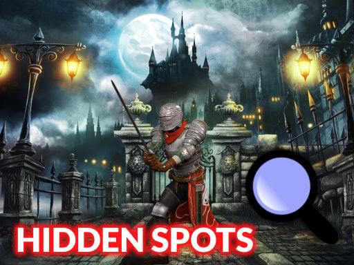 Play Hidden Spots Under the Moon