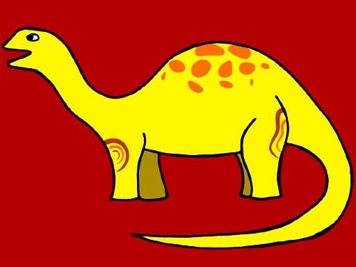 Play Cute Dinosuars Jigsaw