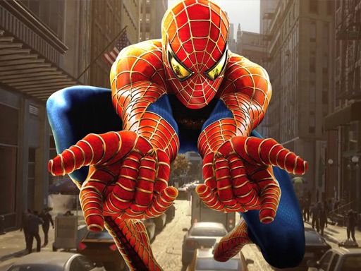 Человек-паук Match3