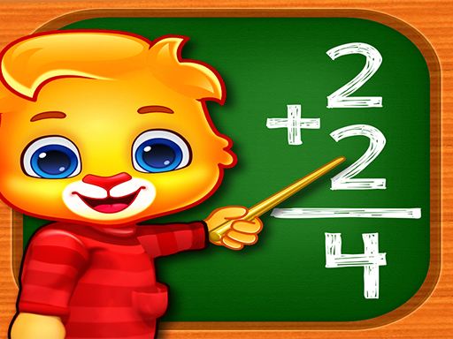 Math Games, Learn Add, Subtract & Divide