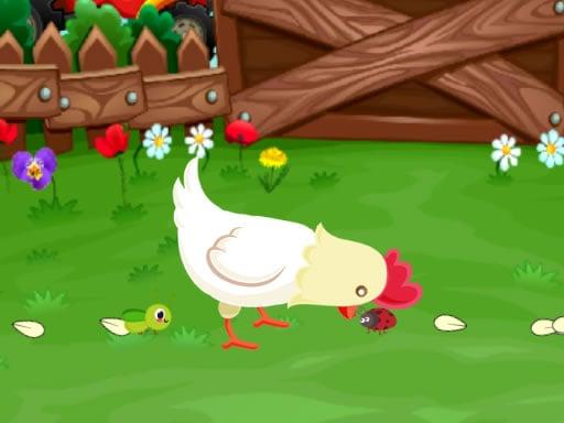Тупая курица