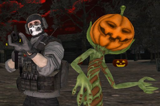 Halloween Multiplayer Shooter