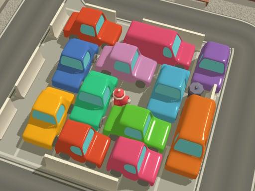 Parking Jam 3D - Parking