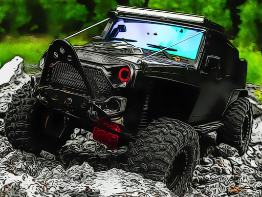 Play Offroad Vehicles in Action Online