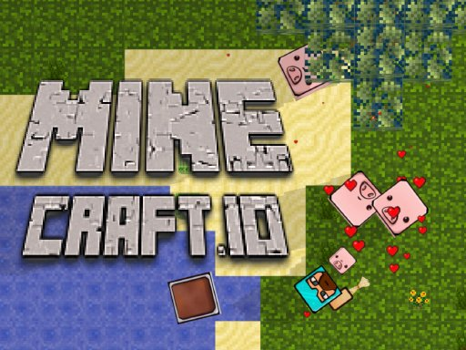 Play Mine-Craft.io game online!
