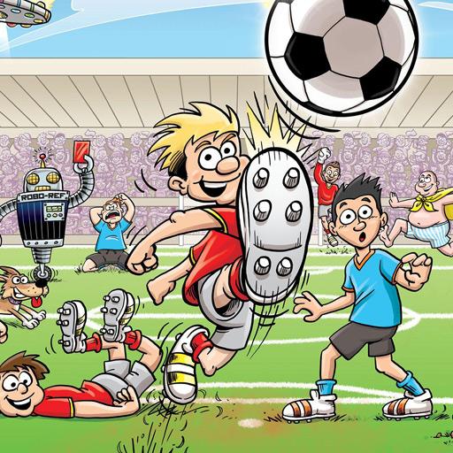 Football Slide Puzzle