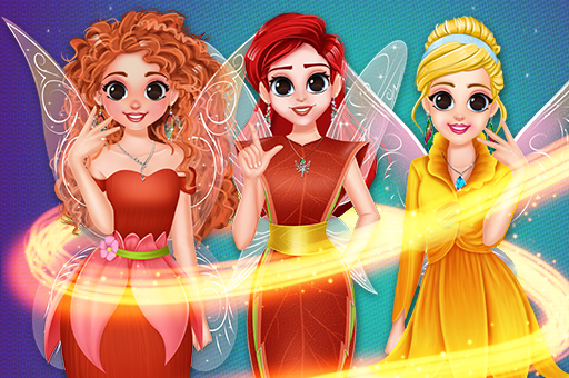 BFF In Fairy Style
