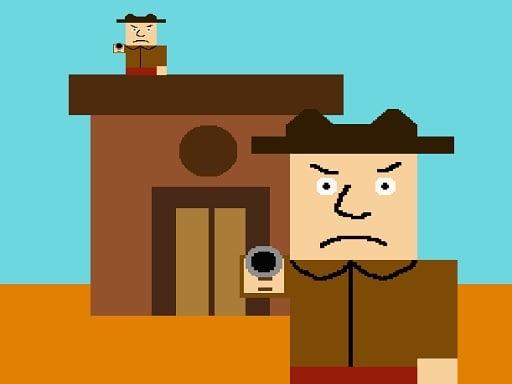 Стреляй в бандитов