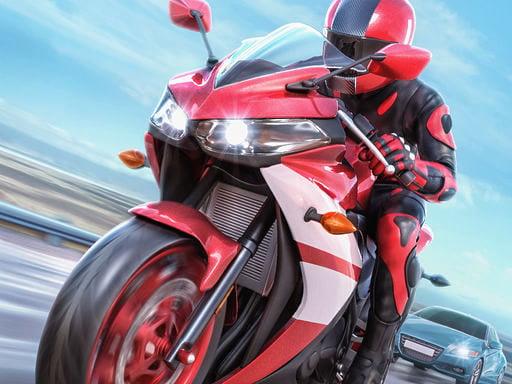 Ракетные мотоциклы: гонка по шоссе