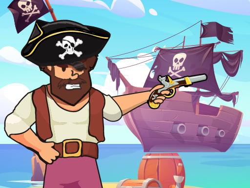 Play Pirate Shootout