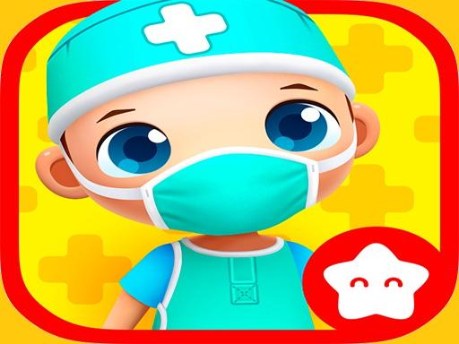 Play Baby Care - Central Hospital & Baby Games online